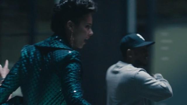 """Alicia Keys - """"It's On Again"""" video"""