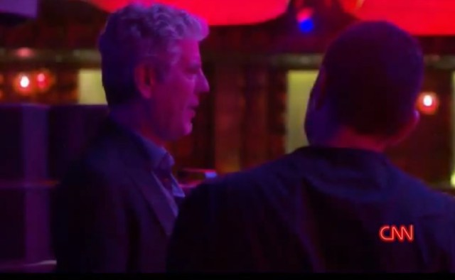 Anthony Bourdain in Vegas