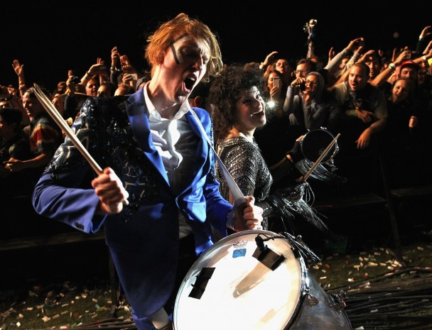 Arcade Fire at Coachella