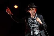 Beck at Coachella, via Getty Images