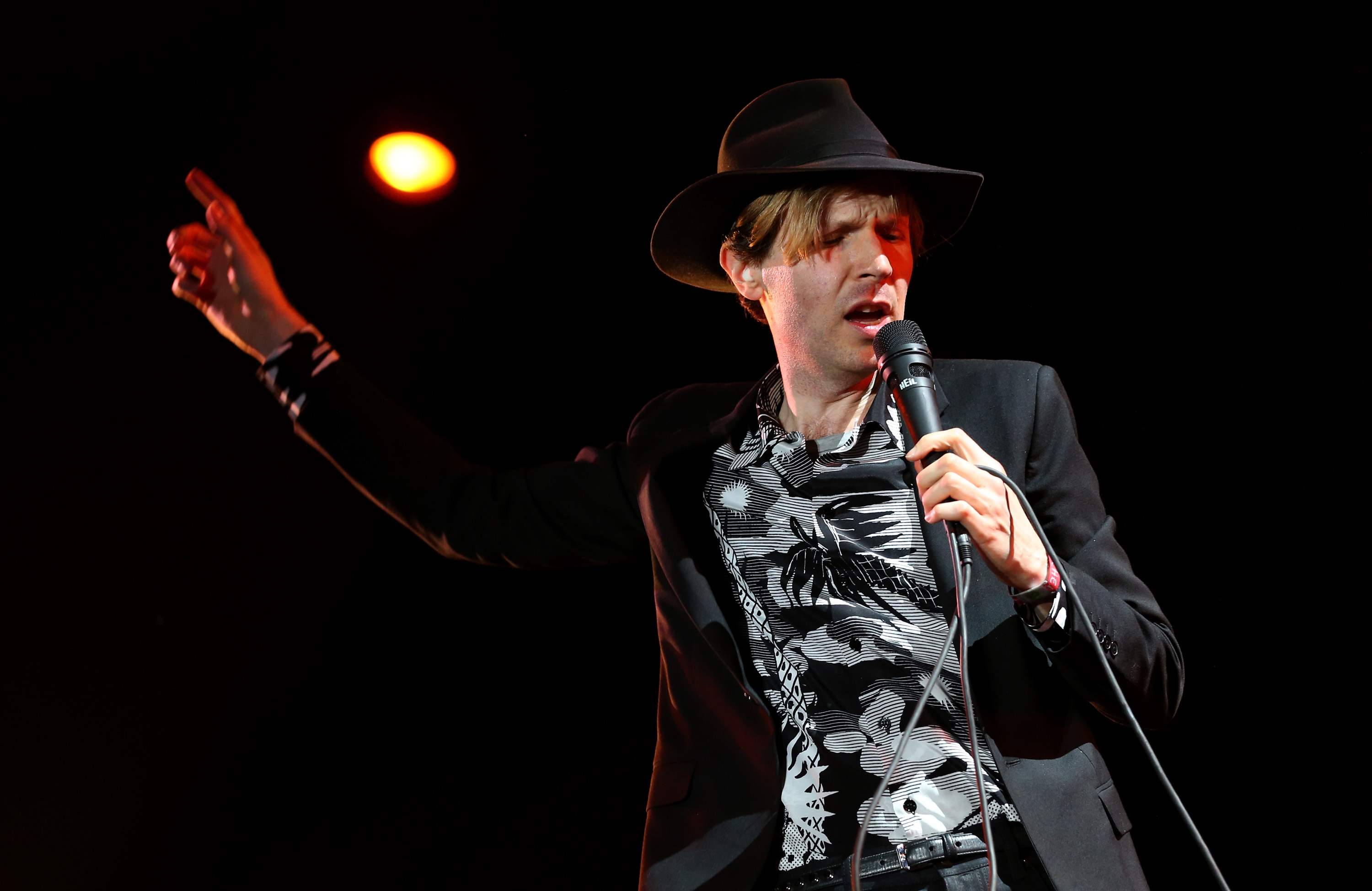 "Watch Beck Cover Arcade Fire's ""Rebellion (Lies)"" At Coachella"