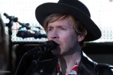 Beck on Kimmel