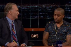 Bill Maher and Nas