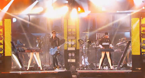 Watch Chromeo Do &#8220;Come Alive&#8221; &#038; &#8220;Jealous&#8221; On <em>Kimmel</em>