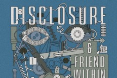 """Disclosure & Friend Within - """"The Mechanism"""""""