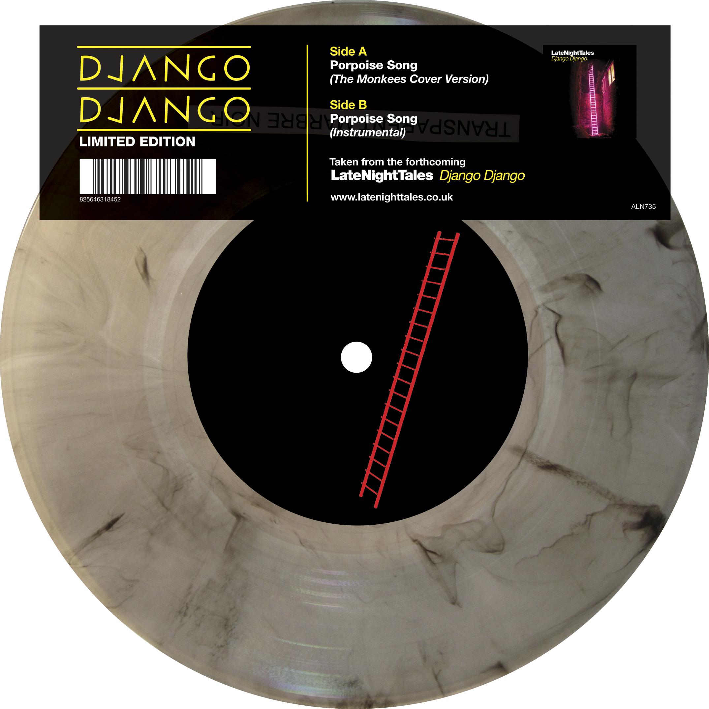 "Django Django – ""Porpoise Song"" (The Monkees Cover)"