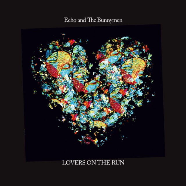 "Echo And The Bunnymen - ""Lovers On The Run"""