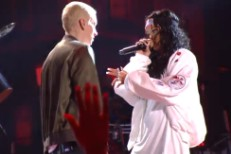 Watch Eminem & Rihanna Peform, Jack White Cameo With Conan At The MTV Movie Awards