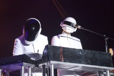 Fake Daft Punk at Coachella
