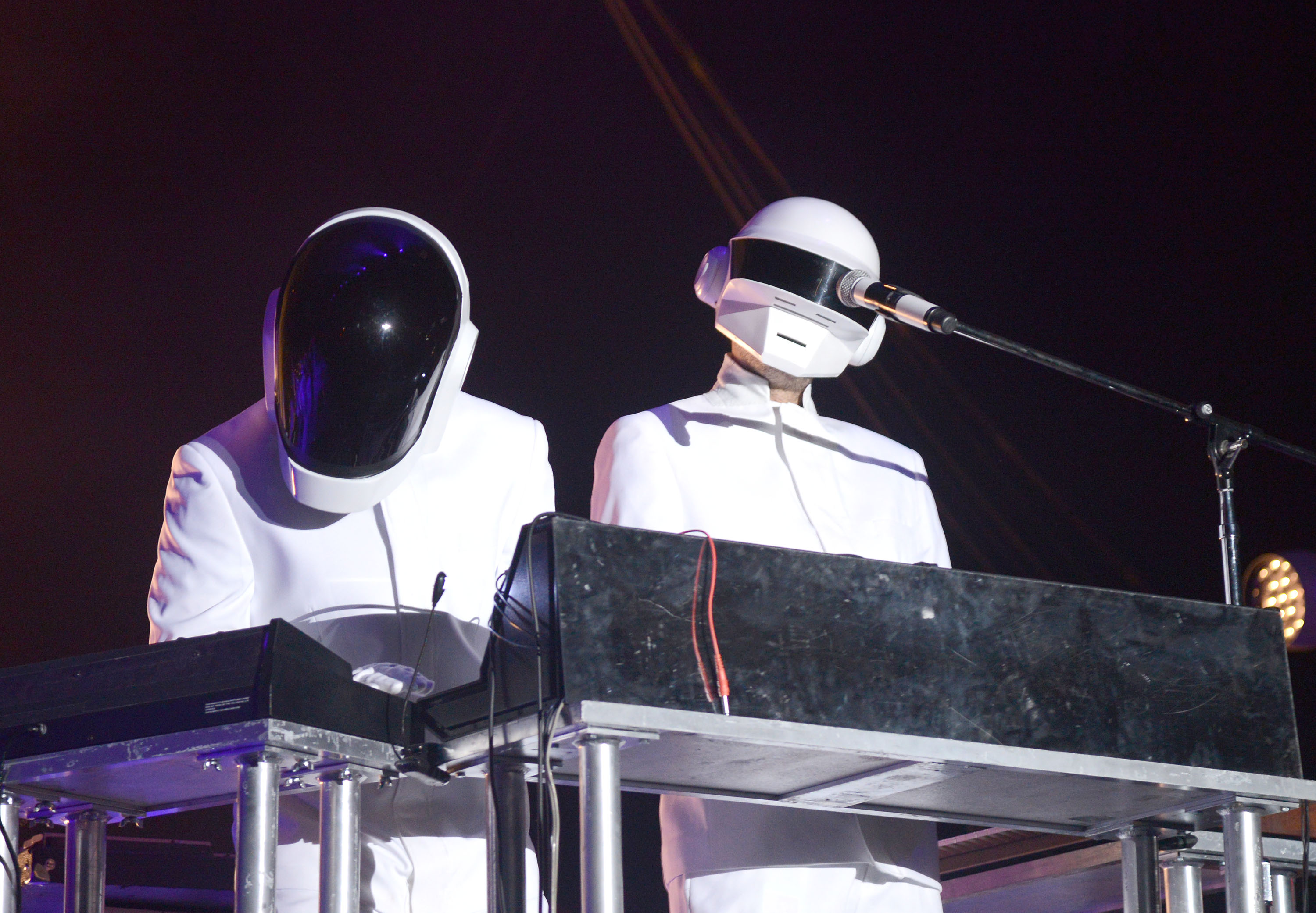 Arcade Fire Close Out Coachella With Fake Daft Punk, Real Beck