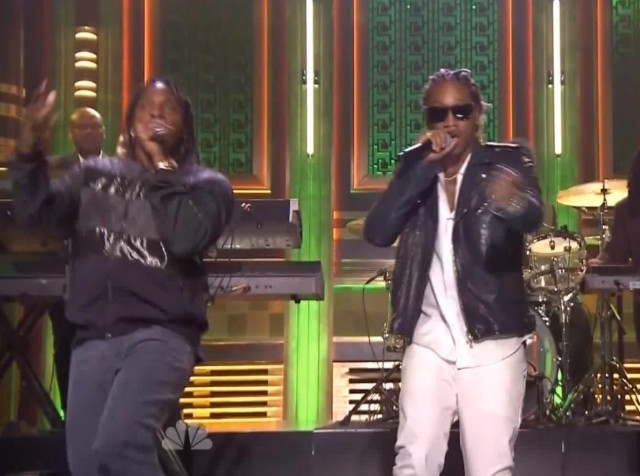 Future on The Tonight Show