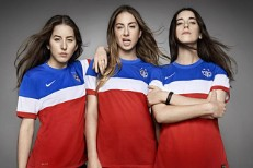 Check Out HAIM In A Nike Soccer Ad