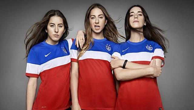 HAIM Nike soccer