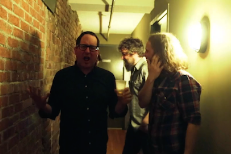 "The Hold Steady – ""I Hope This Whole Thing Doesn't Frighten You"" Video"