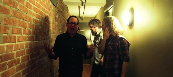 """The Hold Steady – """"I Hope This Whole Thing Doesn't Frighten You"""" Video"""