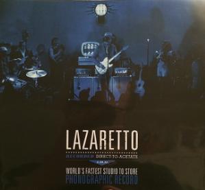 "Jack White - ""Lazaretto"" single"