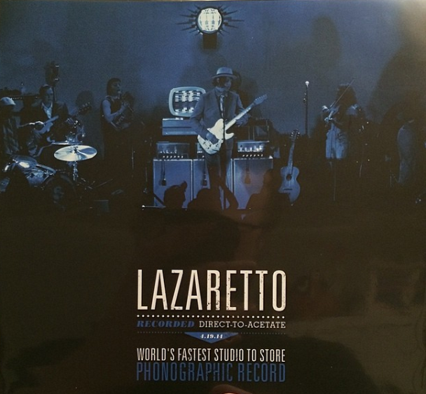 Jack White Lazaretto Single Download Lil
