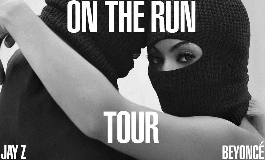 Beyoncé & Jay Z Announce On The Run Tour Dates