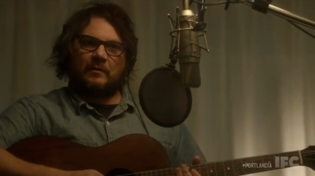 Jeff Tweedy Portlandia