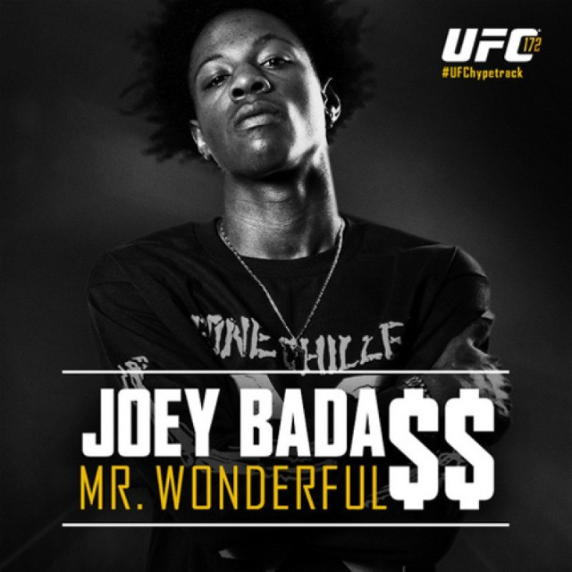 "Joey Badass - ""Mr. Wonderful"""