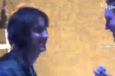 Watch Julian Casablancas Crash Arcade Fire's Lollapalooza Argentina Set