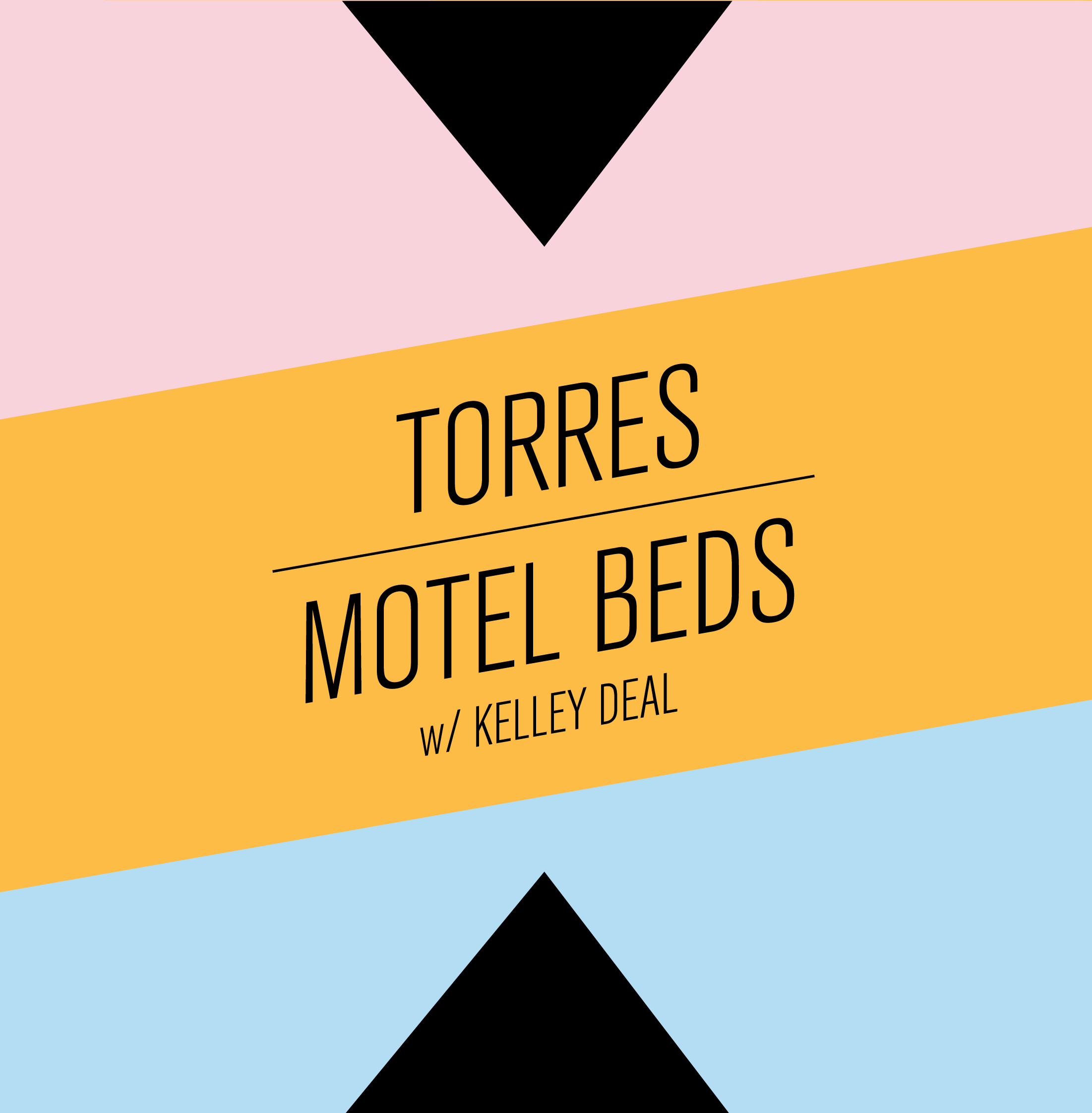 """Motel Beds & Kelley Deal – """"Tropics Of The Sand"""" (Stereogum Premiere)"""