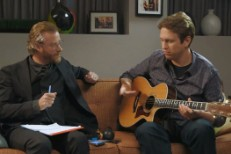 Matt Berninger and Pete Holmes