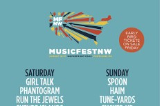 MusicFestNW Lineup 2014
