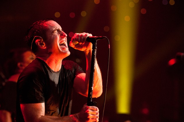 Nine Inch Nails at Austin City Limits