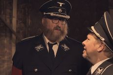 "OFF! – ""Red White And Black"" Video (Feat. Dave Foley & Brian Posehn)"