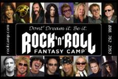 Rock N Roll Fantasy Camp