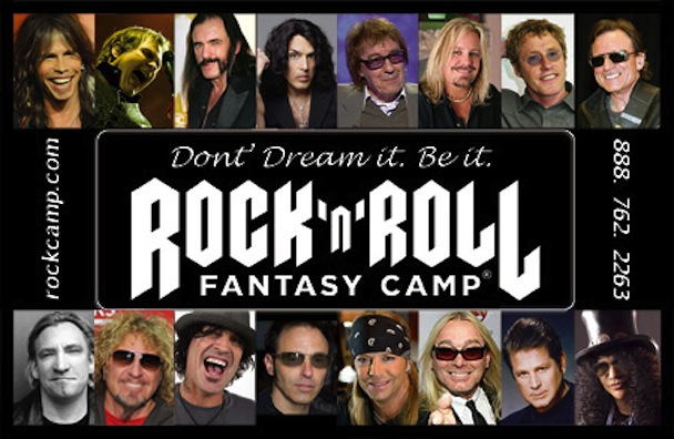 Rock N Roll Camping