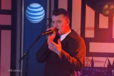 Watch Sam Smith Play <em>Kimmel</em>