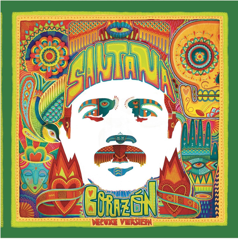 Shaman Santana: Santana (Feat. Miguel)