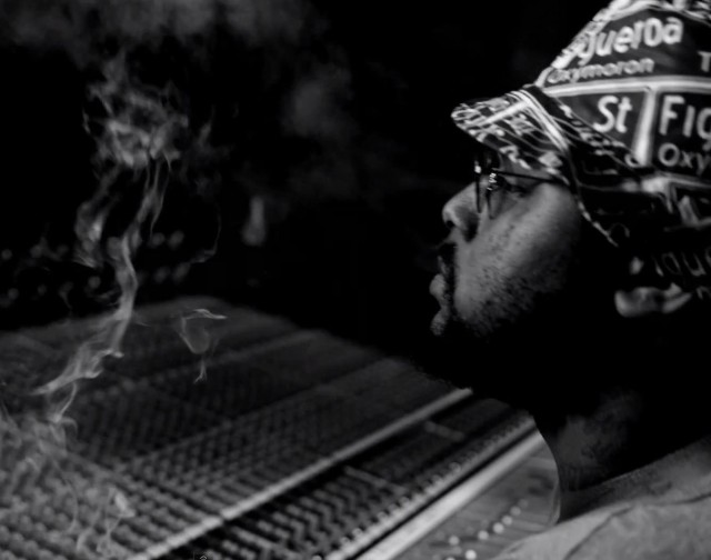 "Schoolboy Q - ""Studio"" video"