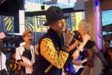 Watch Pharrell On Good Morning America