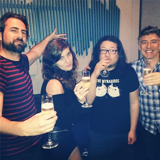 Best Coast LP3 finished Instagram
