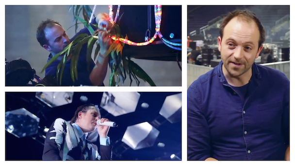 Watch A Behind-The-Scenes Video Of Arcade Fire's Reflektor Tour