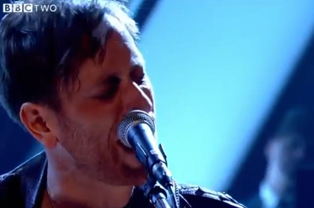 The Black Keys on Jools Holland