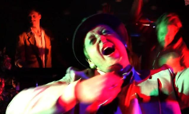 "Todd Terje - ""Leisure Suit Preben"" video"