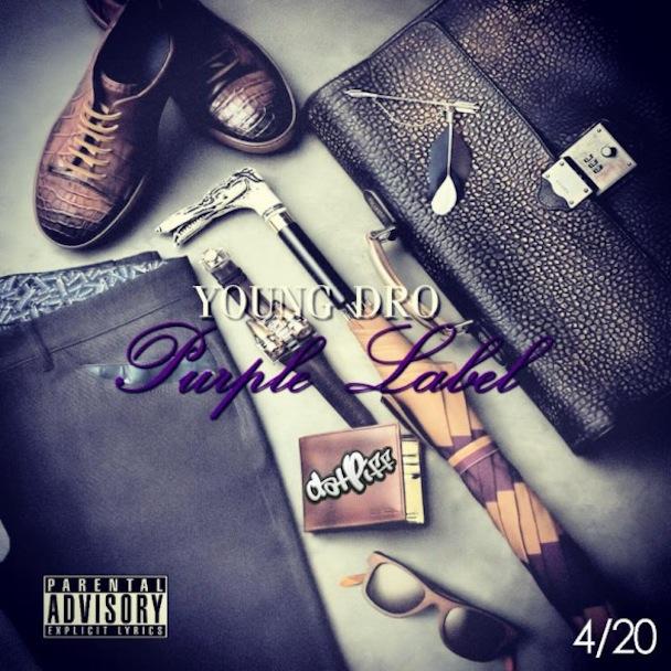 Download Young Dro <em>Black Label</em> &#038; <em>Purple Label</em> Mixtapes