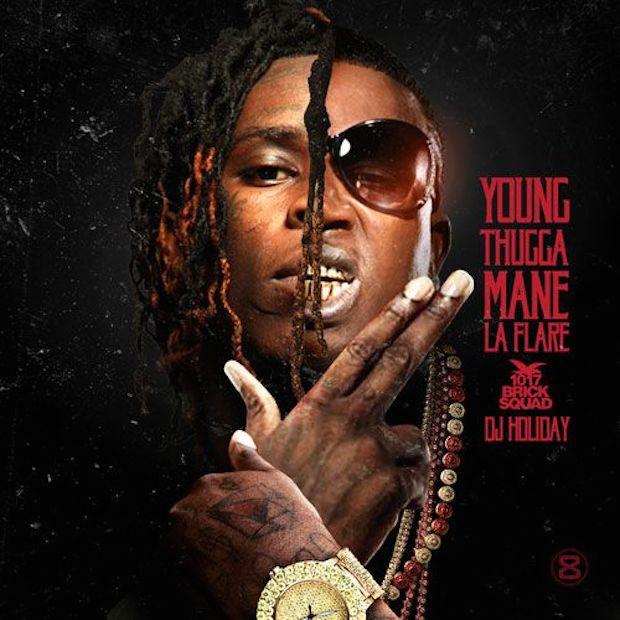 Download Gucci Mane &#038; Young Thug <em>Young Thugga Mane La Flare</em> Mixtape
