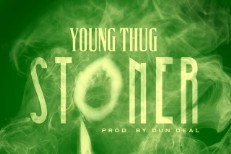 "Young Thug – ""Stoner (Evian Christ Remix)"""
