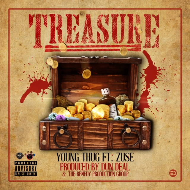 "Young Thug - ""Treasure"""