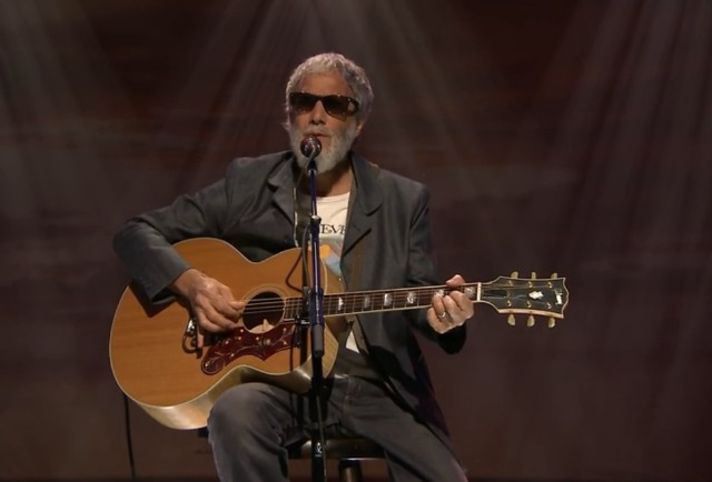 Yusuf Islam on Fallon