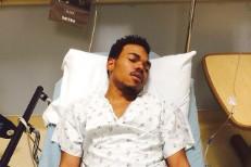 Chance The Rapper Hospitalized