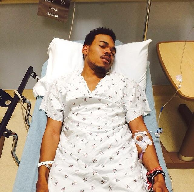 Chance The Rapper Hospitalized, Cancels Coachella Performance