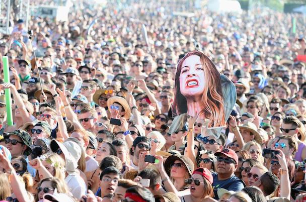 Coachella 2014 - Haim
