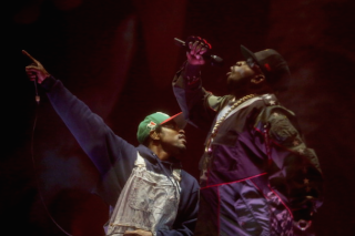 Watch OutKast Reunite At Coachella