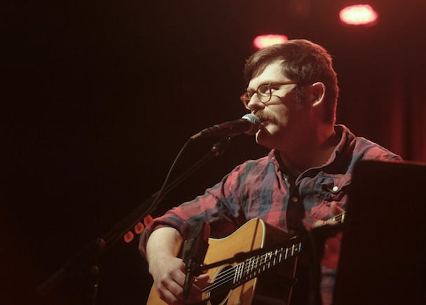 "Hear Colin Meloy Debut ""Carolina Low"" In Portland Last Night"